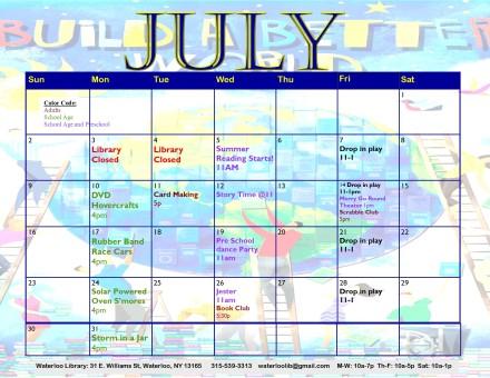 july summer reading 2017